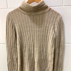 women's turtle neck sweater
